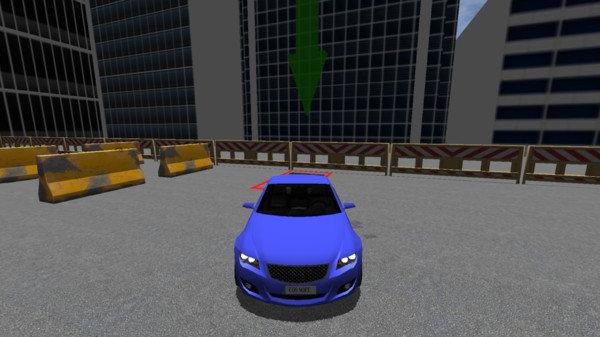 停车场模拟器2021