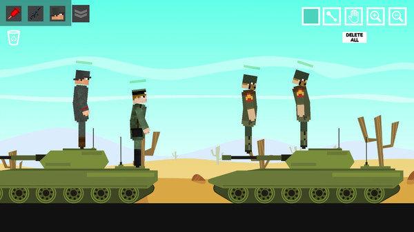 世界大战沙盒