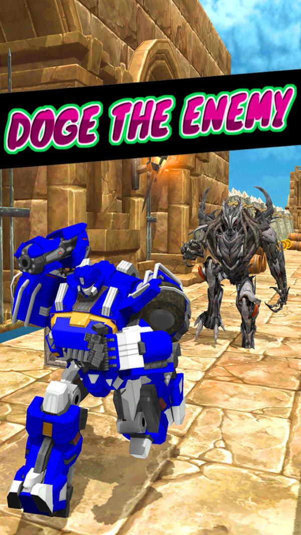 机器人神庙逃亡