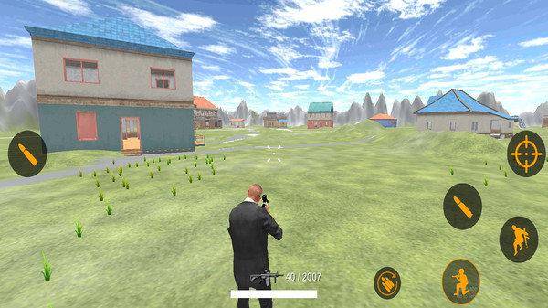 野外射击训练