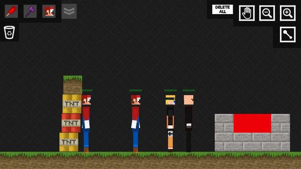 火柴人沙盒模拟2