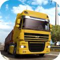 2021大卡车停车驾驶