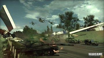 模拟现代战争的游戏