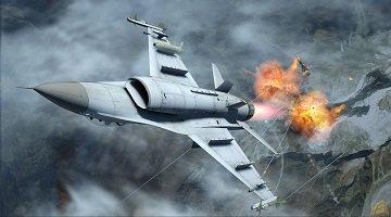 模拟现代空战的游戏