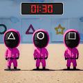 粉红小队跑停游戏