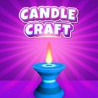 艺术蜡烛制作