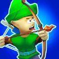 弓箭手与狩猎3D