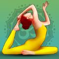 我爱做瑜伽