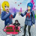 动漫高中黑帮3D