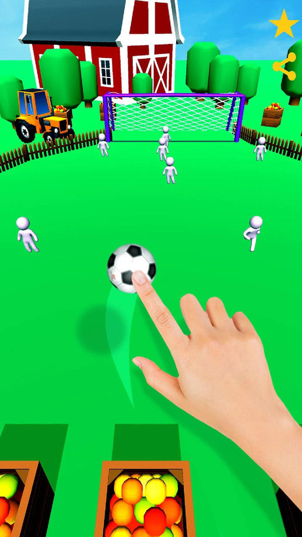 疯狂足球竞赛