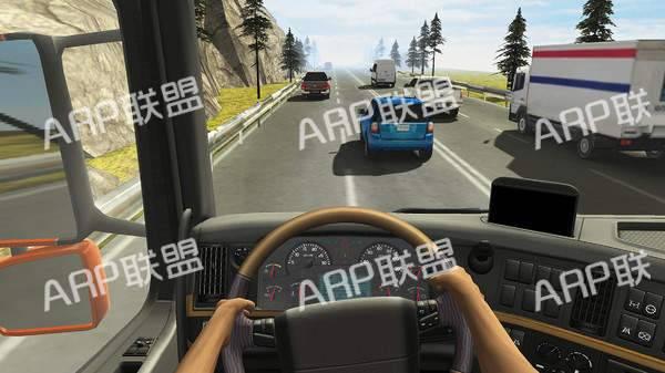 欧洲卡车司机破解版