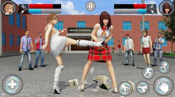 校园格斗大赛