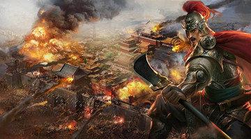 自己带兵打仗的三国游戏