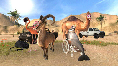 模拟山羊收获日免费正版