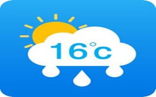 365精准天气预报