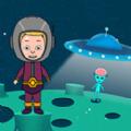 托卡迷你城市太空员