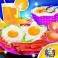 趣味早餐烹饪