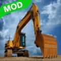 施工模拟挖掘机