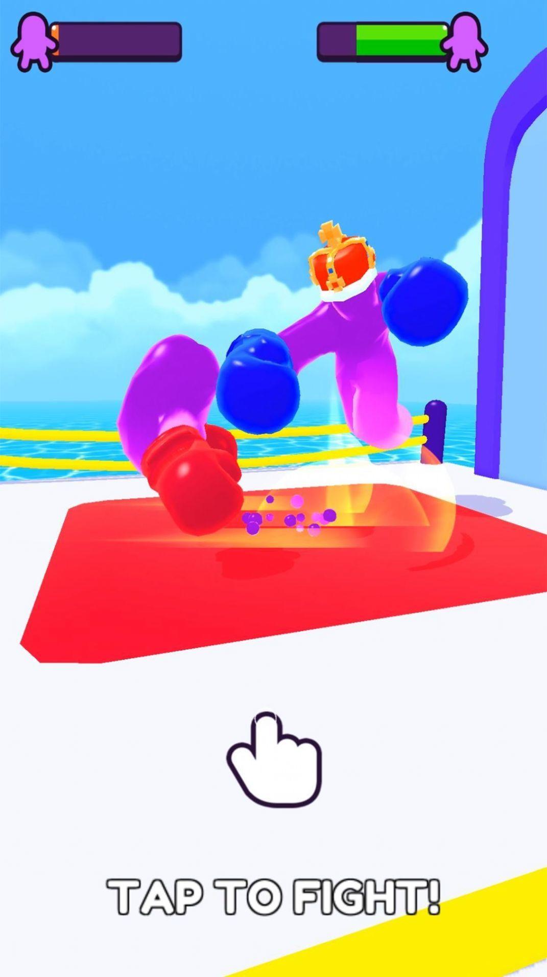 水滴碰撞3D