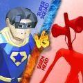 警笛头vs超级英雄