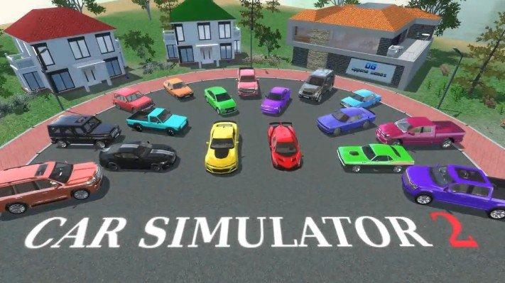 汽车模拟器2021破解版