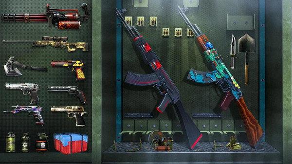 世界大战枪战模拟器