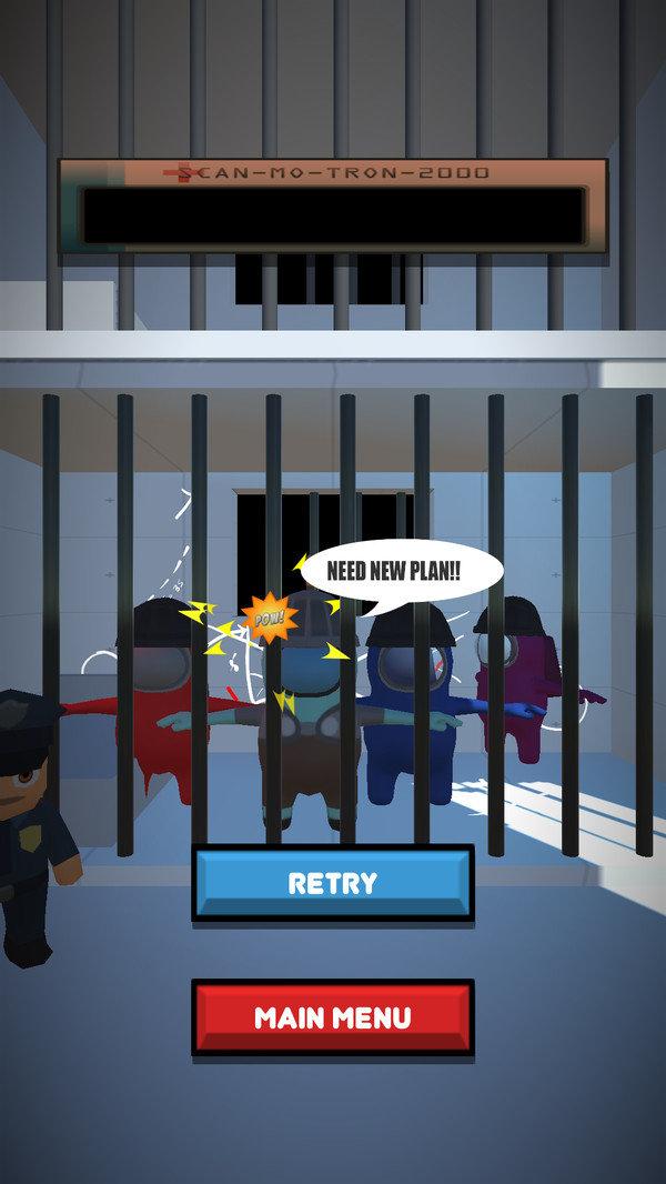 太空狼人监狱逃生