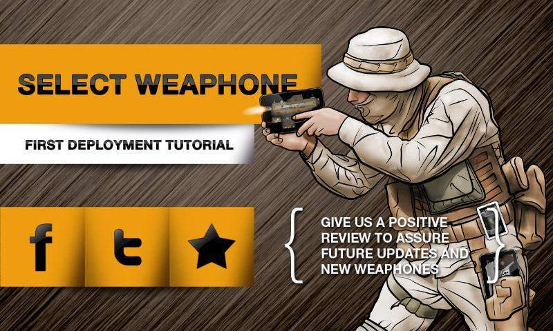 weaphones全武器