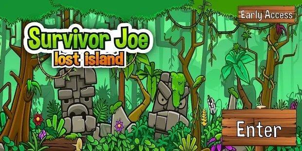 幸存者乔失落的岛屿