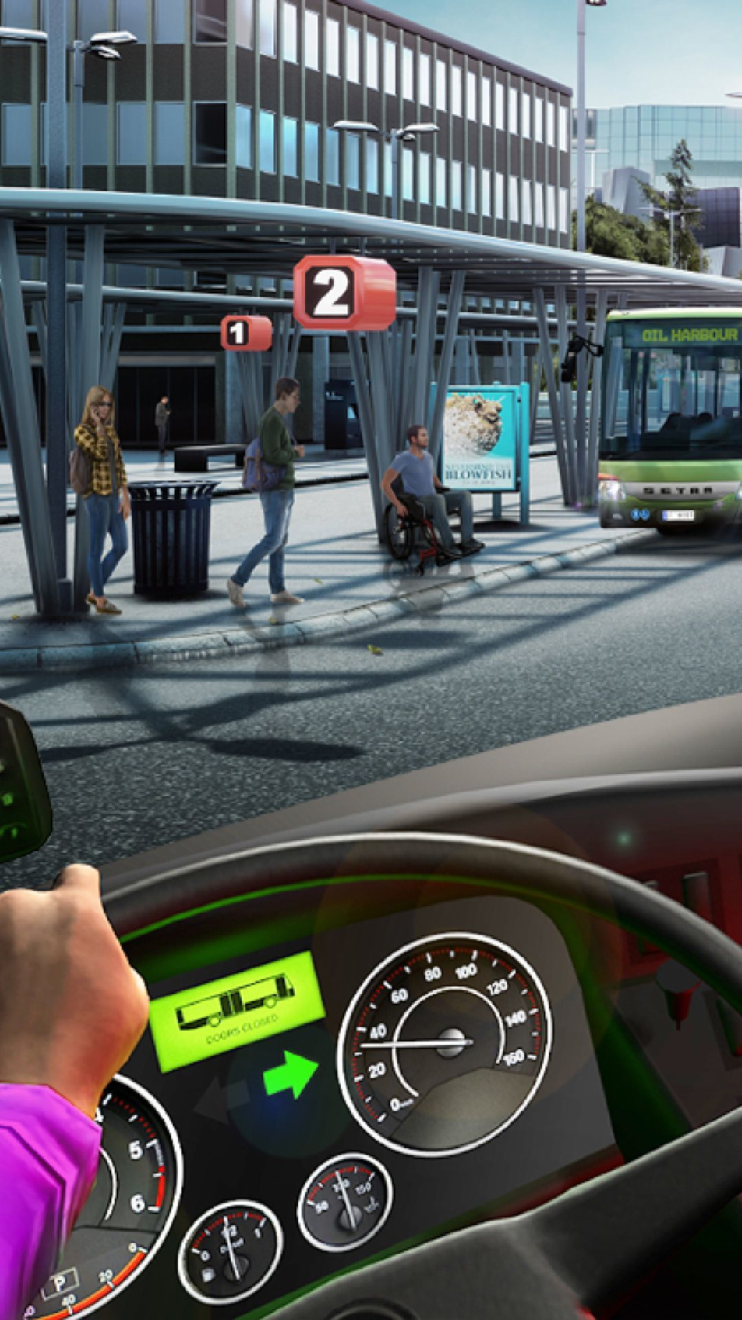 公交车模拟器2021