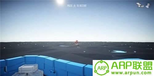 模拟迫击炮
