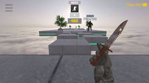 csgo跳跃模拟器
