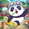 熊猫跑步冒险