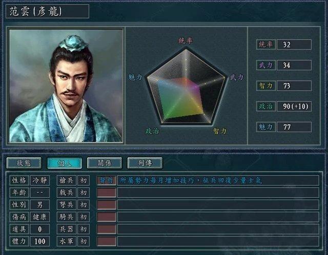三国志11真英雄2.0版