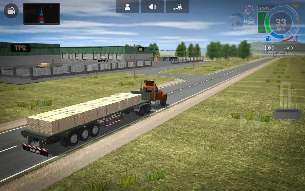 运输卡车司机2