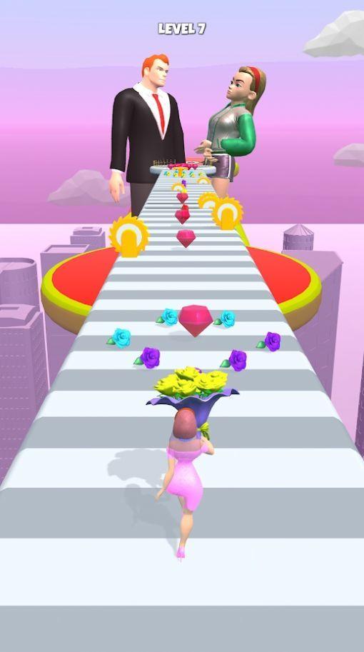婚礼冲刺3D