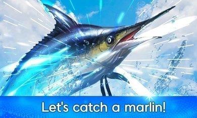 运动钓鱼模拟