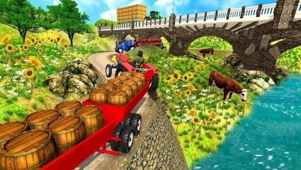 乡村货运模拟