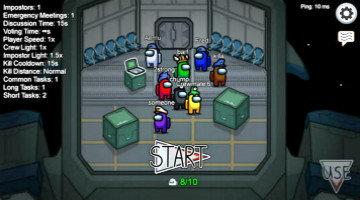 太空探索沙盒游戏