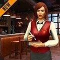 女服务员模拟器