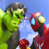 超级英雄战士融合
