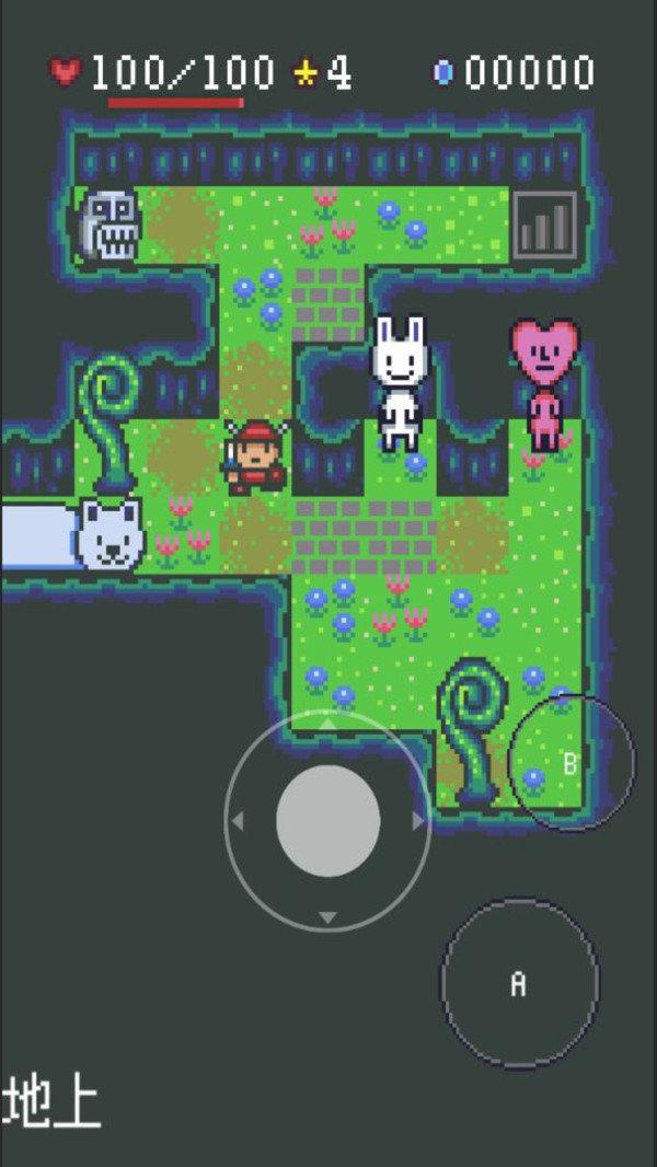 魔界迷宫RPG