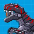 恐龙黑霸王龙