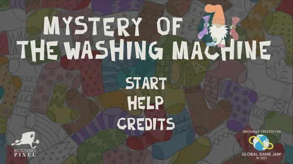 洗衣机之谜