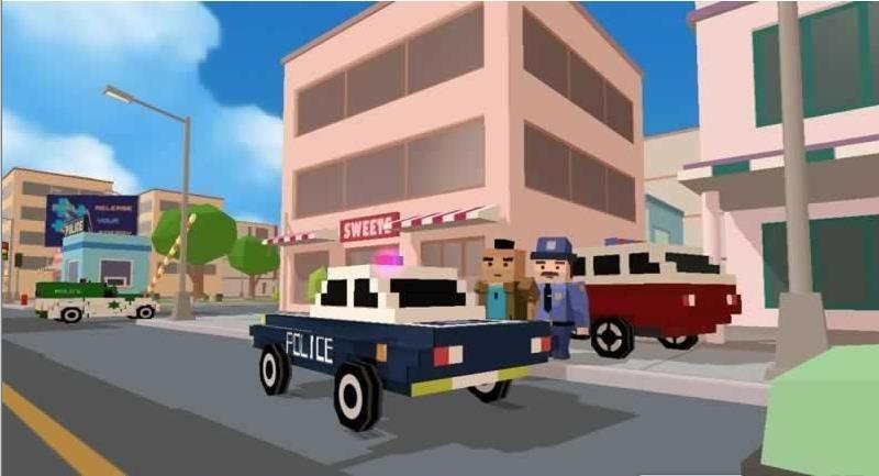 城市终极警察