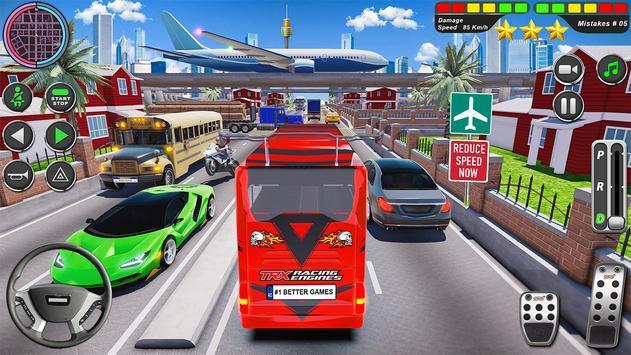 校园巴士驾驶