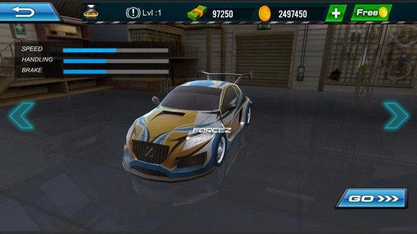 超级赛车3D