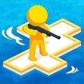 木筏保卫战