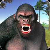 大猩猩挑战模拟