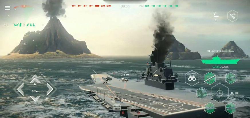 现代战舰更新003版